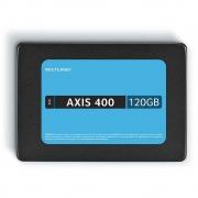 SSD 120GB AXIS Gravação 400 MB/S SS101 Multilaser 30685