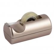 Suporte Para Fita Adesiva Waleu Pequeno Rose Metalizado 10010015 29421