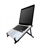 Suporte Regulável Para Notebook Preto AC377 Multilaser 30709