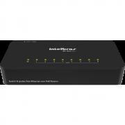 Switch 8 Portas Intelbras Giga SG 800 Q+ 4760035 29772