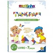 Tangram Livro Matemática Também Se Brinca Todo Livro 1151738 28100