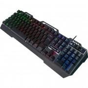 Teclado Gamer Fortrek Crusader USB LED RGB ABNT2 70528 29793