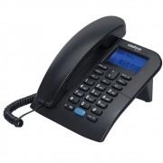 Telefone Com Fio Intelbras Com Identificador Preto TC60ID 4000074 29777
