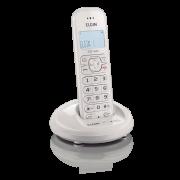 Telefone Sem Fio Elgin C Identicador de Chamadas Branco Tsf760B 24490
