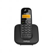 Telefone Sem Fio Intelbras Com Identificador Preto TS3110 4123110 29776