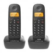 Telefone Sem Fio Intelbras Com Ramal TS 2512 4122512 30337