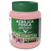 Tinta Acrilica Acrilex Fosca 250ml Rosa 537 03525 25286