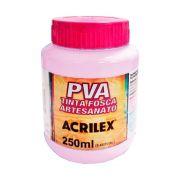 Tinta Acrilica Acrilex Fosca 250ml Rosa Bebe 813 03525 25296