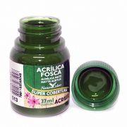Tinta Acrilica Acrilex Fosca 37Ml Verde Musgo 513 03540 25292