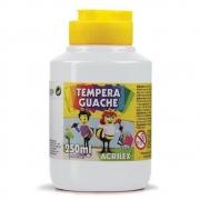 Tinta Guache Acrilex 250ml Branco 519 02025 03963