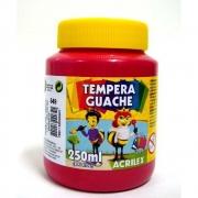 Tinta Guache Acrilex 250ml Magenta 549 02023 03966