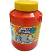 Tinta Guache Acrilex 500Ml Vermelho Fogo 507 020500507 25237