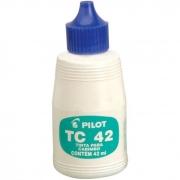 Tinta Azul Para Carimbo 42Ml Pilot 01693