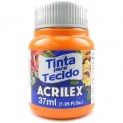 Tinta Tecido Acrilex 37ml Laranja 517 04140 03972
