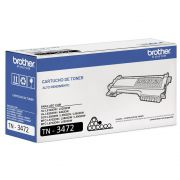 Toner Brother TN 3472SBR Preto 25630