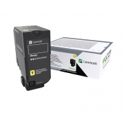 Toner C/ Mec. Imp. Lexmark 74CBHY0 Amarelo29649
