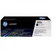 Toner HP 305X Preto Alto rendimento Laserjet Original (CE410XB) 23252
