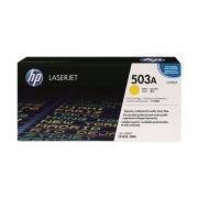 Toner HP 503A Amarelo Laserjet Original (Q7582A) 09103