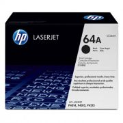 Toner HP 64A CC364AB Preto 16605
