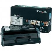 Toner Lexmark 12A7400 Preto 05392