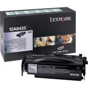 Toner Lexmark 12A8425 Preto 07518