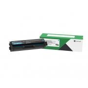 Toner  Lexmark 20N4Xc0 Ciano 30186