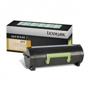 Toner Lexmark 56FBX00 Preto 27445
