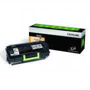Toner Lexmark 62DBH00 Preto 23325