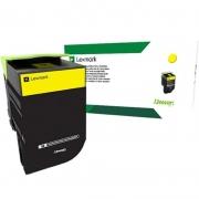 Toner Lexmark 78C4XY0 Amarelo 27017
