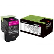 Toner Lexmark 80C8Xm0 Magenta 20647