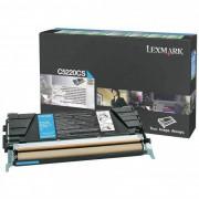 Toner Lexmark C5220CS Cian 09128