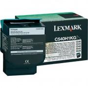 Toner Lexmark C540H1KG Preto 13091