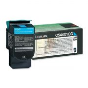 Toner Lexmark C544X1Cg Ciano 14319