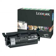 Toner Lexmark T654X11B Preto 20766