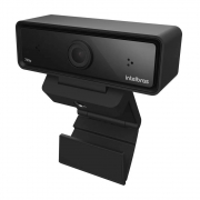 WebCam Intelbras HD 720P USB Preta 4290720 30000