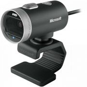 Webcam Microsoft Cinema USB Preta H5D00013 27679