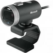 Webcam Microsoft Cinema USB Preta H5D00013 27679