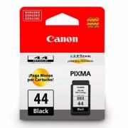 Cartucho de Tinta Original Canon PG-44 Preto 26020