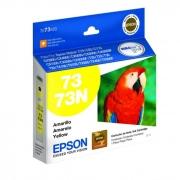 Cartucho de Tinta Epson T073420-BR Amarelo DurABrite Ultra 16341