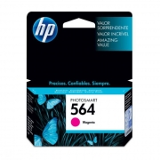 Cartucho HP 564 Magenta Original (CB319WL) 12595