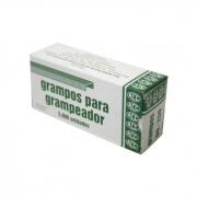 Grampo 23/8 Aço Galvanizado Com 5000 Un. ACC 05020