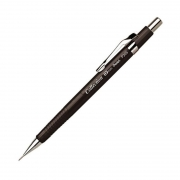 Lapiseira 0.5mm Pentel Técnica Preta P205-A 01795