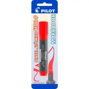 Pincel Atômico Vermelho 1100-P Pilot 01748