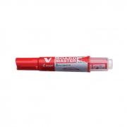 Pincel para Quadro Branco Recarregável Wbma-Vbm-M Vermelho Pilot 10932