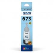 Refil de Tinta T 673 Epson T673520-AL Ciano Claro 17179