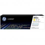 Toner HP 202A Amarelo Laserjet Original (CF502A) 25818