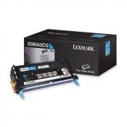Toner Lexmark X560A2Cg Ciano 15077