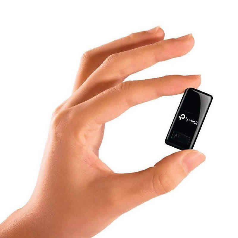 Adaptador USB Wireless N300Mbps TL-WN823N TP-Link 25111