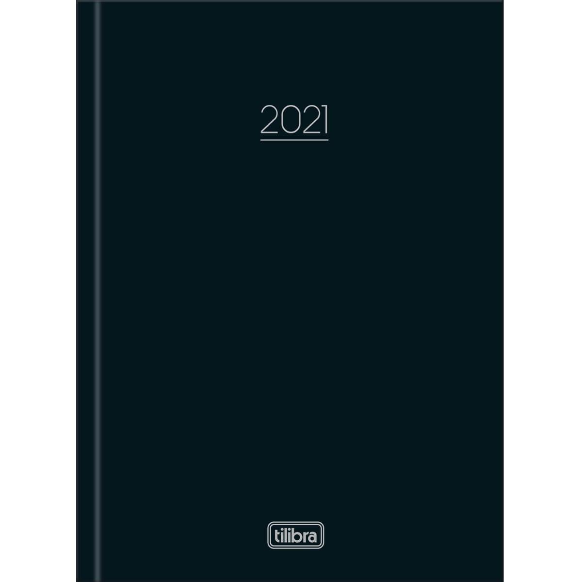 Agenda 2021 Costurada Diária Executiva 179701 Tilibra 24911