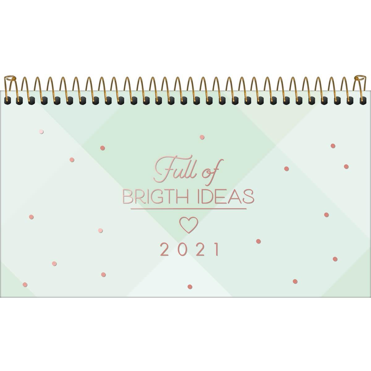 Agenda Tilibra 2021 Soho Semanal de Bolso 302937 29465